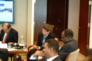 Tanzania Investment Forum at LeBeouf Lamb, New York City